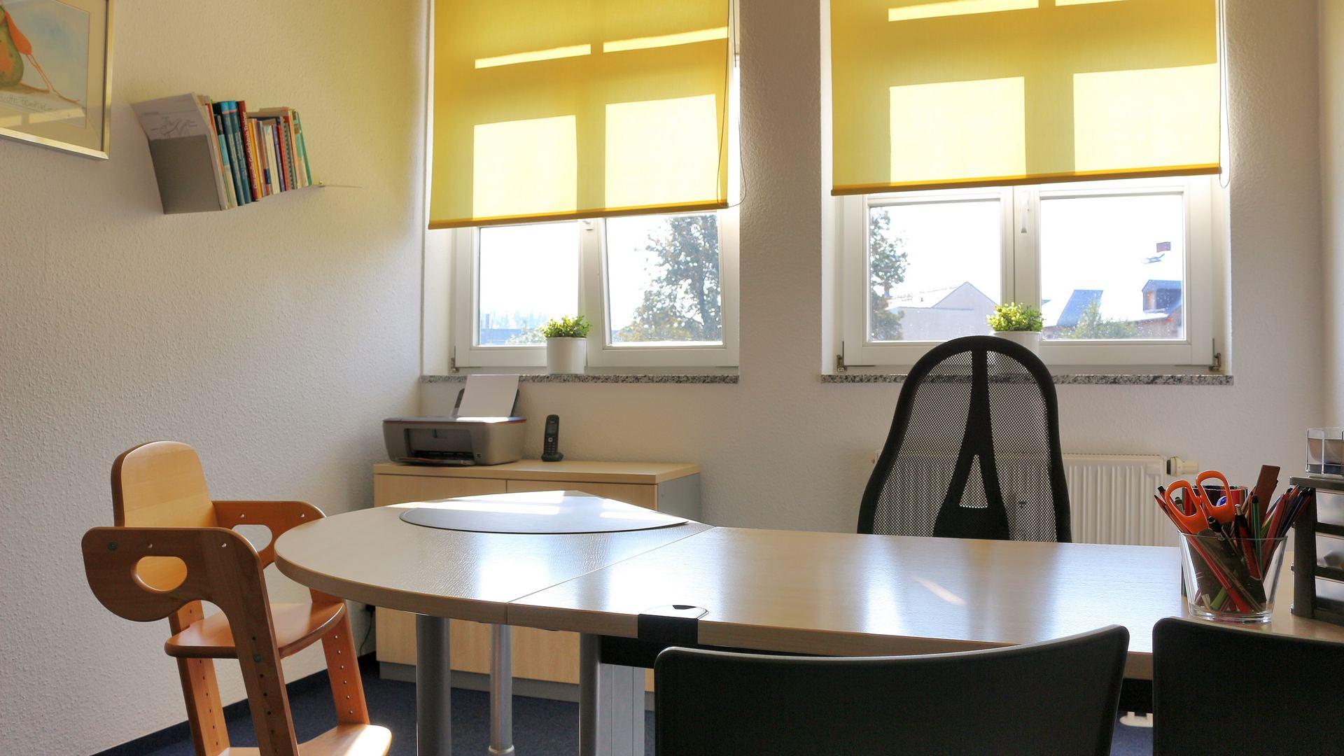 Praxis für Logopädie in Chemnitz Zimmer 4